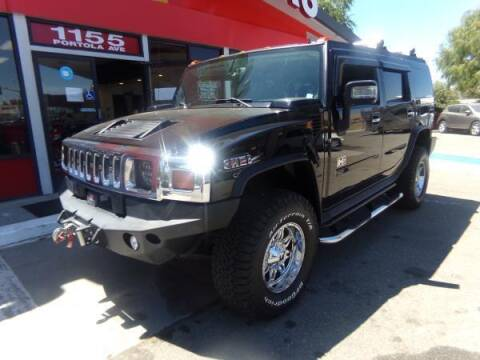 2006 HUMMER H2 for sale at Phantom Motors in Livermore CA