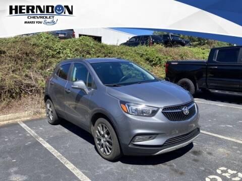 2019 Buick Encore for sale at Herndon Chevrolet in Lexington SC
