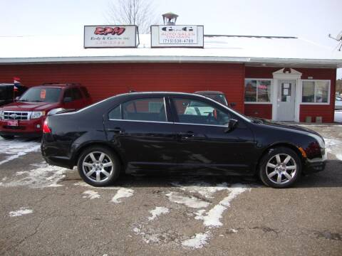 2010 Mercury Milan for sale at G and G AUTO SALES in Merrill WI