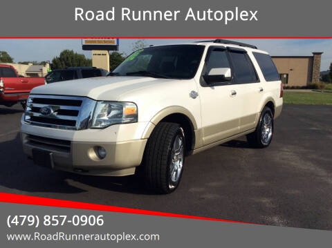 2010 Ford Expedition for sale at Road Runner Autoplex in Russellville AR
