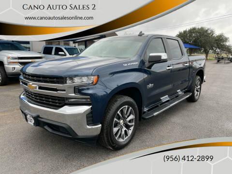 2021 Chevrolet Silverado 1500 for sale at Cano Auto Sales 2 in Harlingen TX