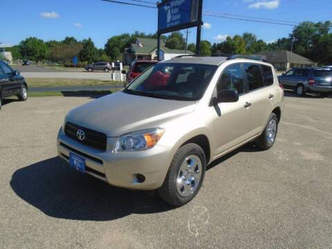2008 Toyota RAV4 for sale at Michigan Auto Sales in Kalamazoo MI