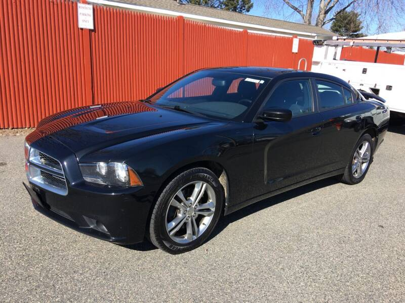 2013 Dodge Charger for sale at Bill's Auto Sales in Peabody MA