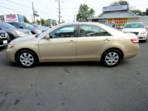 2010 Toyota Camry for sale at American Auto Group Now in Maple Shade NJ