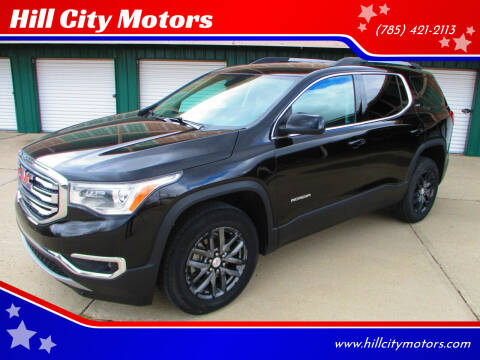 2018 GMC Acadia for sale at Hill City Motors in Hill City KS