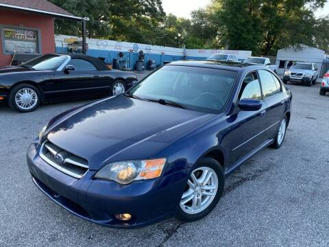 2005 Subaru Legacy for sale at CHECK  AUTO INC. in Tampa FL