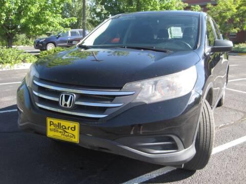 2013 Honda CR-V for sale at Pollard Brothers Motors in Montrose CO