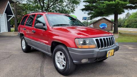 2002 Jeep Grand Cherokee for sale at Shores Auto in Lakeland Shores MN