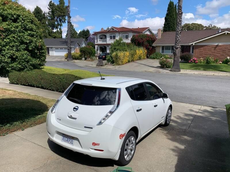 2013 Nissan LEAF SV 4dr Hatchback - Fremont CA