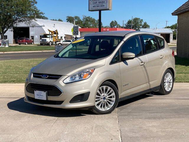 2017 Ford C-MAX Hybrid for sale at Rolling Wheels LLC in Hesston KS