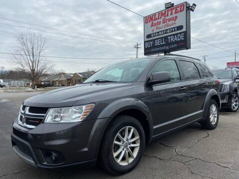 2015 Dodge Journey for sale at Unlimited Auto Group in West Chester OH