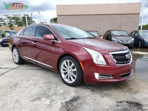 2017 Cadillac XTS for sale at GATOR'S IMPORT SUPERSTORE in Melbourne FL