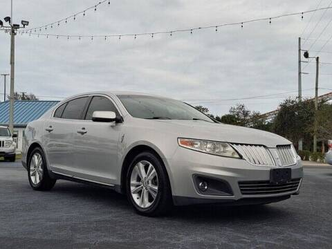 2009 Lincoln MKS for sale at Select Autos Inc in Fort Pierce FL