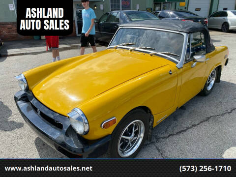 1979 MG Midget for sale at ASHLAND AUTO SALES in Columbia MO