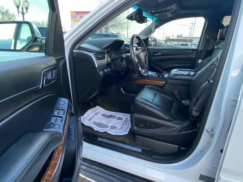 2015 Chevrolet Suburban 4x4 LTZ 1500 4dr SUV - Lakewood CO