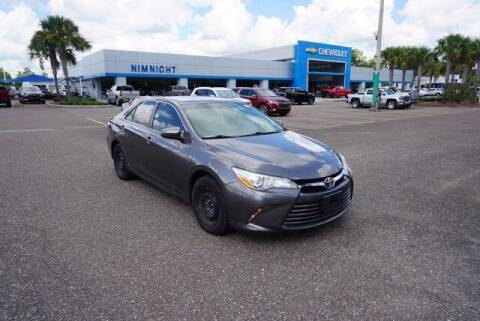 2016 Toyota Camry for sale at WinWithCraig.com in Jacksonville FL