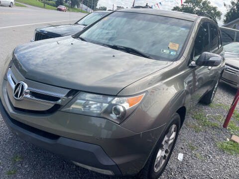 2007 Acura MDX for sale at Trocci's Auto Sales in West Pittsburg PA