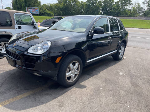 2006 Porsche Cayenne for sale at Ideal Cars in Hamilton OH