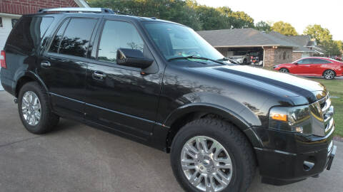 2011 Ford Expedition for sale at Haigler Motors Inc in Tyler TX