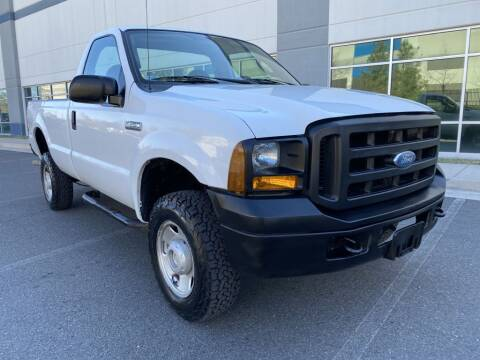 2007 Ford F-350 Super Duty for sale at PM Auto Group LLC in Chantilly VA