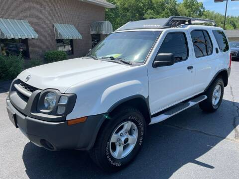 2004 Nissan Xterra for sale at Depot Auto Sales Inc in Palmer MA