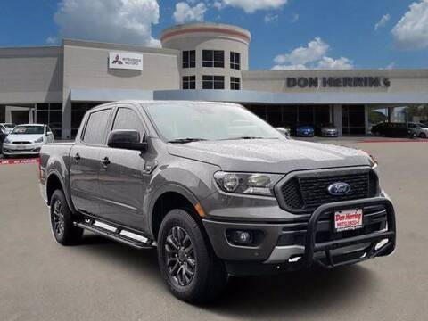2019 Ford Ranger for sale at Don Herring Mitsubishi in Plano TX