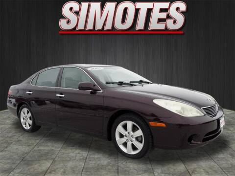 2005 Lexus ES 330 for sale at SIMOTES MOTORS in Minooka IL