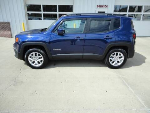 2017 Jeep Renegade for sale at Quality Motors Inc in Vermillion SD