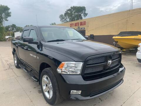 2011 RAM Ram Pickup 1500 for sale at City Auto Sales in Roseville MI
