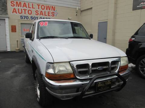 1998 Ford Ranger for sale at Small Town Auto Sales in Hazleton PA