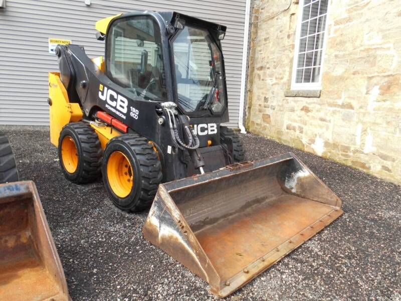 2016 JCB 190 for sale at ABC AUTO LLC in Willimantic CT