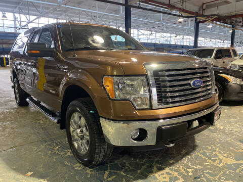 2011 Ford F-150 for sale at JerseyMotorsInc.com in Teterboro NJ