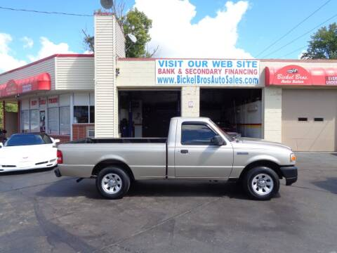 2007 Ford Ranger for sale at Bickel Bros Auto Sales, Inc in Louisville KY