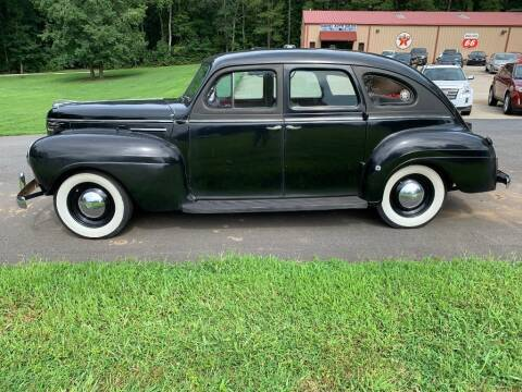 1940 Plymouth P10 Deluxe for sale at Daniel Used Auto Sales in Dallas GA