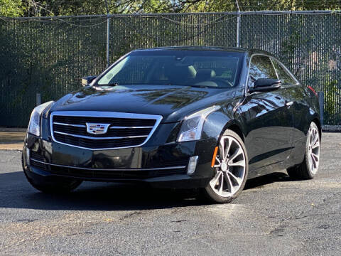 2015 Cadillac ATS for sale at Kugman Motors in Saint Louis MO