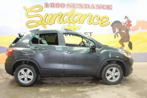 2019 Chevrolet Trax for sale at Sundance Chevrolet in Grand Ledge MI
