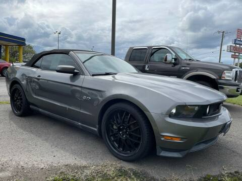 2011 Ford Mustang for sale at Star Cars Inc in Fredericksburg VA