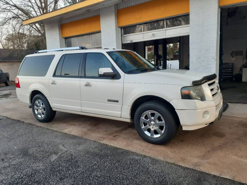 2008 Ford Expedition EL for sale at PIRATE AUTO SALES in Greenville NC