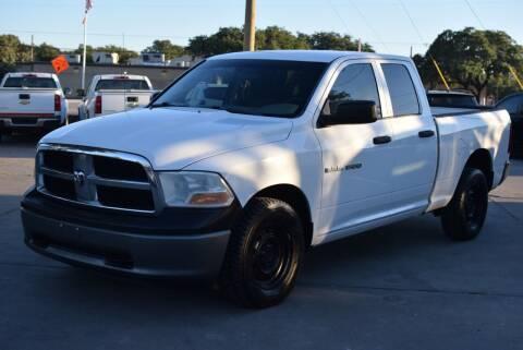 2011 RAM Ram Pickup 1500 for sale at Capital City Trucks LLC in Round Rock TX