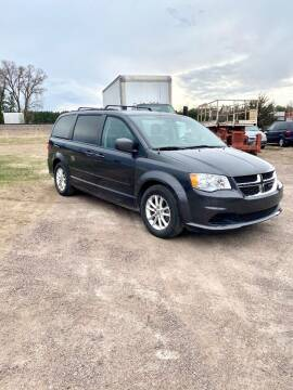 2016 Dodge Grand Caravan for sale at Rice Auto Sales in Rice MN