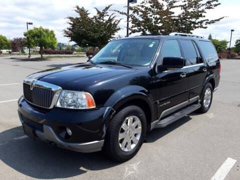2003 Lincoln Navigator for sale at South Tacoma Motors Inc in Tacoma WA