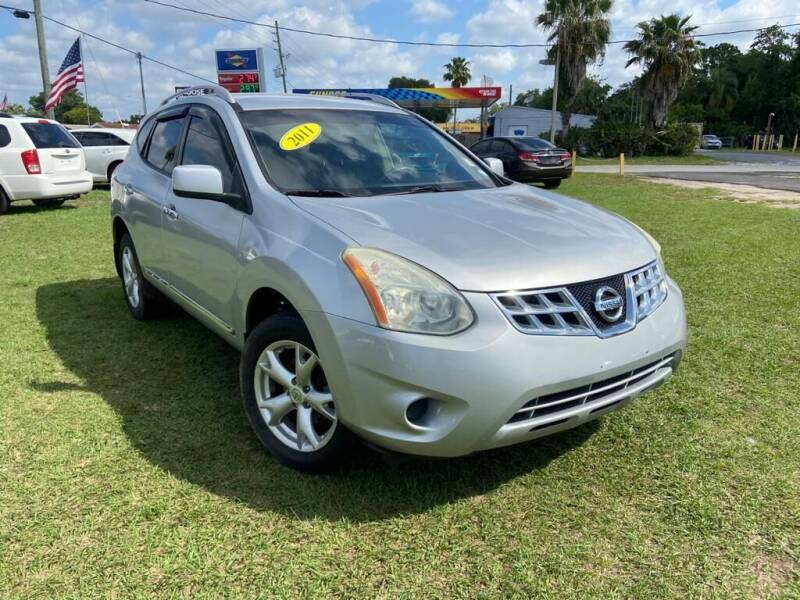 2011 Nissan Rogue for sale at Unique Motor Sport Sales in Kissimmee FL