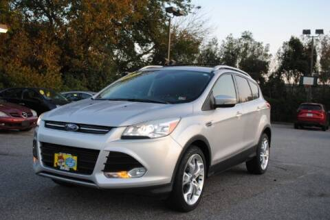 2013 Ford Escape for sale at Shore Drive Auto World in Virginia Beach VA