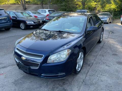 2010 Chevrolet Malibu for sale at Auto Choice in Belton MO