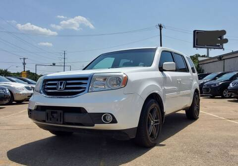 2013 Honda Pilot for sale at International Auto Sales in Garland TX