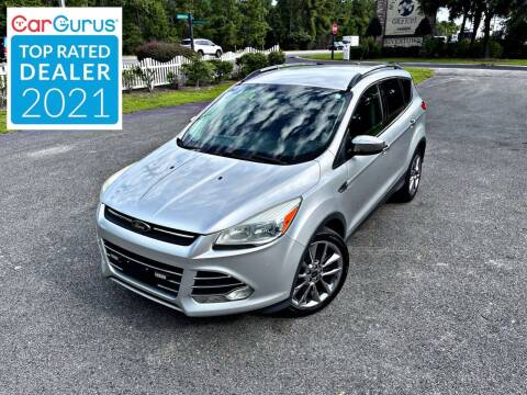 2015 Ford Escape for sale at Brothers Auto Sales of Conway in Conway SC