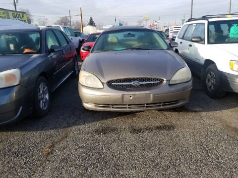 2002 Ford Taurus for sale at 2 Way Auto Sales in Spokane Valley WA