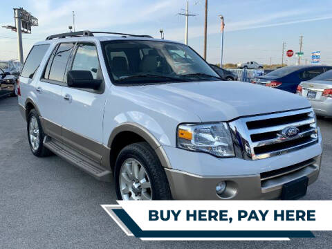 2011 Ford Expedition for sale at Stanley Automotive Finance Enterprise - STANLEY DIRECT AUTO in Mesquite TX