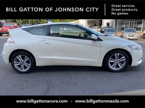 2012 Honda CR-Z for sale at Bill Gatton Used Cars - BILL GATTON ACURA MAZDA in Johnson City TN