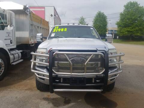 2011 Ford F-250 Super Duty for sale at AUTOPLEX 528 LLC in Huntsville AL